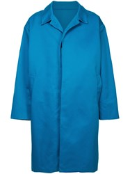 Ex Infinitas Tour De Force Staff Coat Blue