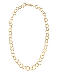 Stephanie Kantis Oval And Round Link Extra Long Necklace 42