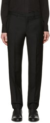 Givenchy Black Star Studs Trousers