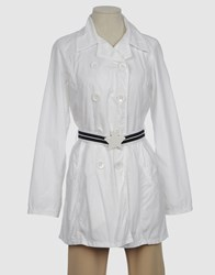 Toy G. Coats And Jackets Full Length Jackets Women White