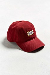 Urban Outfitters Rugrats Dad Hat Maroon
