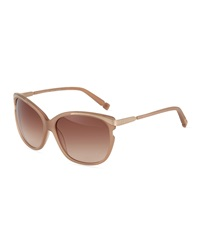 Jason Wu Seberg Topaz Acetate Sunglasses