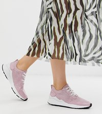 Blink Runner Trainers Pink