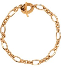 Links Of London Signature 18Ct Gold Charm Bracelet