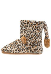 New Look Neow Slippers Stone Beige