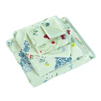 Pip Studio Hummingbirds Green Towel Bath Towel