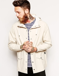 Rains Short Jacket Stone