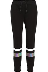 Alexander Wang Scuba Neoprene Sweatpants Black
