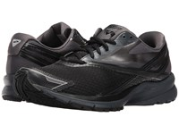 Brooks Launch 4 Black Anthracite Silver Men's Running Shoes