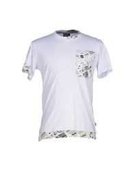 Iuter Topwear T Shirts Men White