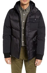Victorinox Swiss Armyr Men's Army Mill Convertible Jacket