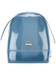 Furla Dolomia Backpack Blue