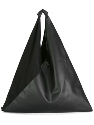 Maison Martin Margiela Mm6 Oversized Tote Black