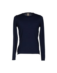 Kaos Sweaters Dark Blue