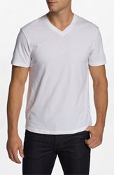 Men's The Rail Trim Fit V Neck T Shirt 2 For 30