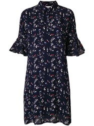 Essentiel Antwerp Pyrus Dress Blue
