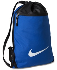 Nike Accessories Team Training Gymsack Bag Royal Blue