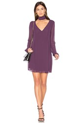 Bcbgeneration Bow Dress Purple