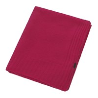 Zoeppritz Since 1828 Hot Cashmere Throw 110X150cm Shocking Pink