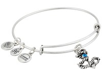 Alex And Ani Seaside Anchor Iii Bangle Rafaelian Silver Bracelet
