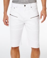 Lrg Men's Rally Shorts White