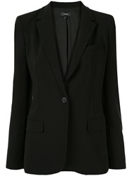 Theory Tailored Blazer Black