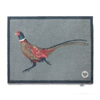 Hug Rug Country Collection Door Mat Pheasant