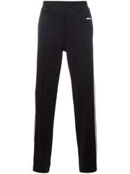 Givenchy Side Stripe Track Pants Blue