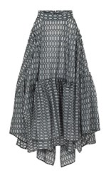 Maticevski Alumnus Skirt Dark Grey