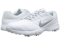 Nike Air Rival 4 White Metallic Cool Grey Pure Platinum Men's Golf Shoes
