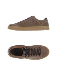 Lumberjack Footwear Low Tops And Trainers Men Khaki