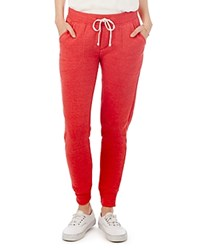 Alternative Apparel Pants Eco Fleece Jogger Eco True Red