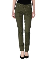 Antony Morato Casual Pants Military Green