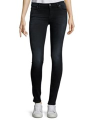 Iro First Ankle Skinny Jeans Black