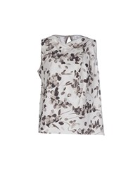 List Topwear Tops Women Light Grey