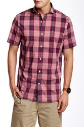 Victorinox Porter Short Sleeve Tailored Fit Shirt