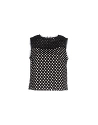 Ki6 Who Are You Topwear Tops Women Black