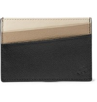Want Les Essentiels Branson Leather Cardholder Black