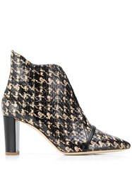 Malone Souliers Clara Ms Ankle Boots Black