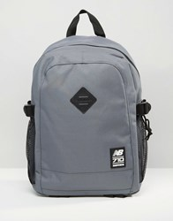 New Balance 710 Backpack In Grey Grey