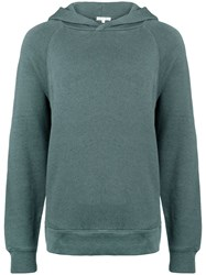 Alex Mill Casual Hoodie Green