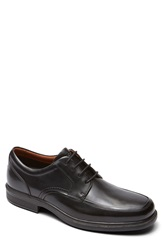 Rockport 'Dressports Luxe' Apron Toe Derby Men Black