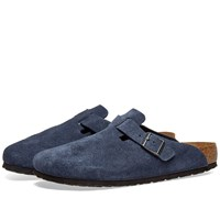 Birkenstock Boston Sfb Blue