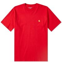 Carhartt Chase Tee Red