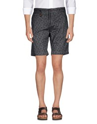Solid Bermudas Steel Grey