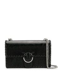 Pinko Love Crossbody Bag Black