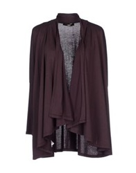 Ajay Cardigans Deep Purple