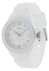 S.Oliver Watch White