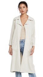 Rachel Pally Linen Cary Trench Natural
