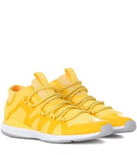 Adidas By Stella Mccartney Crazymove Bounce Sneakers Yellow